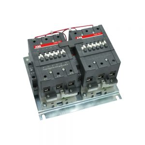 ABB AC Mechanically Interlocked IEC Contactors, A Series