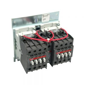 A26M-30-10-84 ABB AC Mechanically Interlocked IEC Contactors, A Series