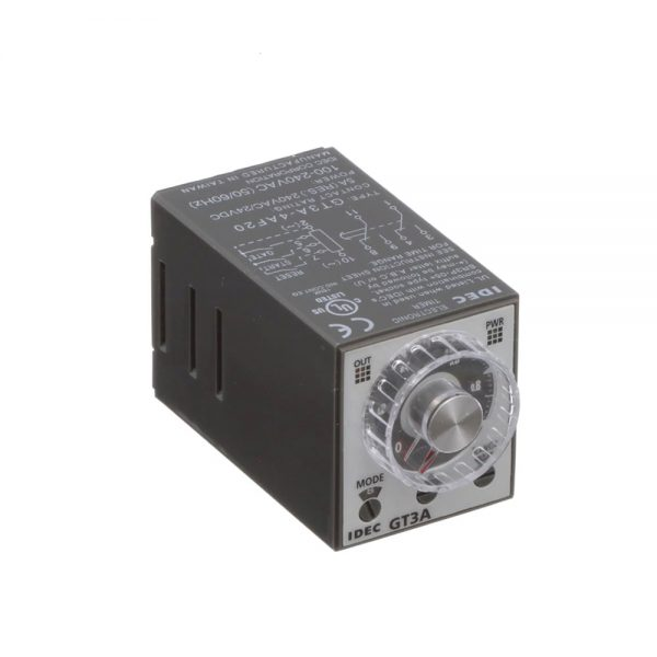 GT3A-1AF20 IDEC Timing Relays, GT3A Series